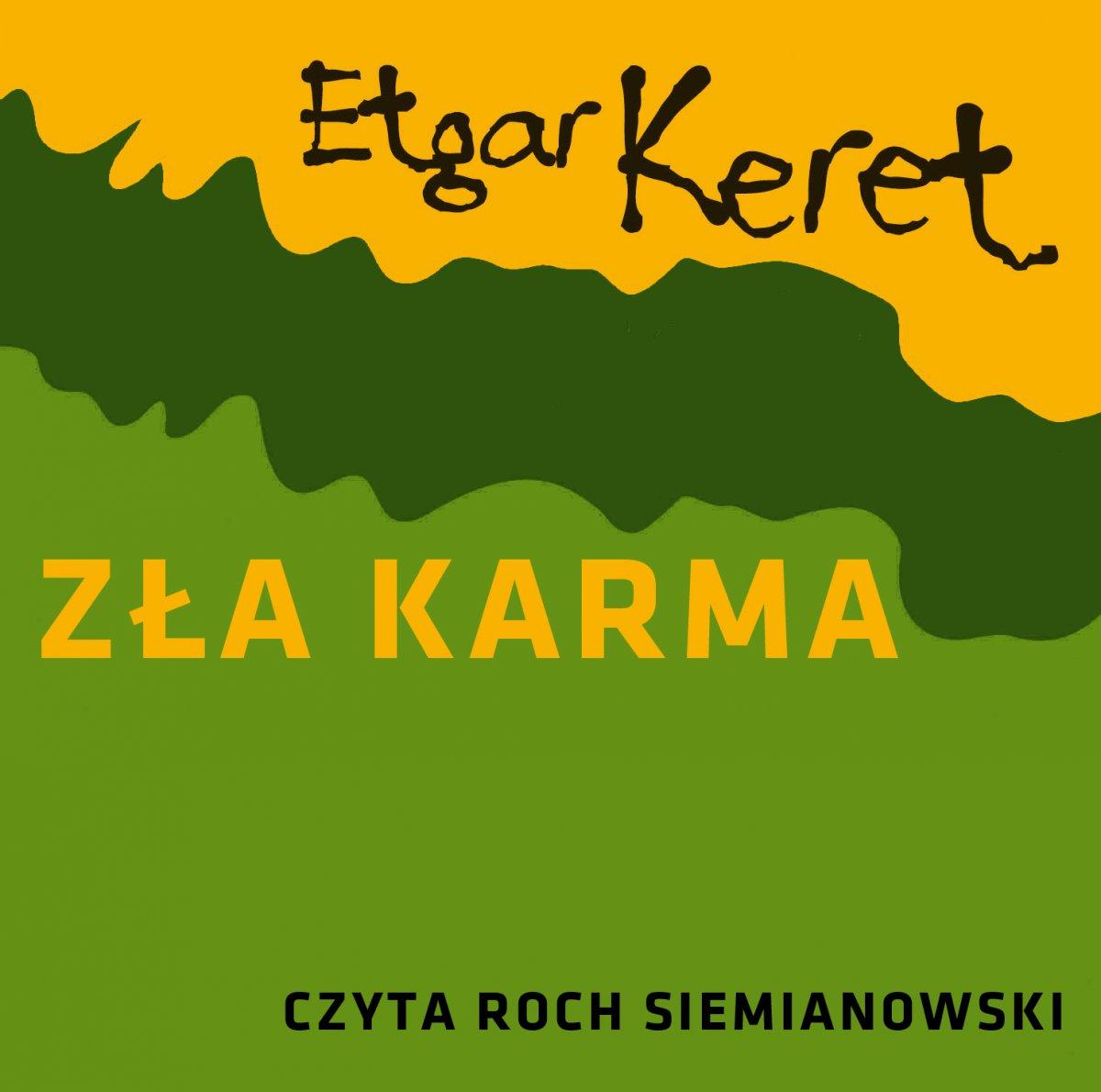 Zła karma - Audiobook (Książka audio MP3) do pobrania w całości w archiwum ZIP