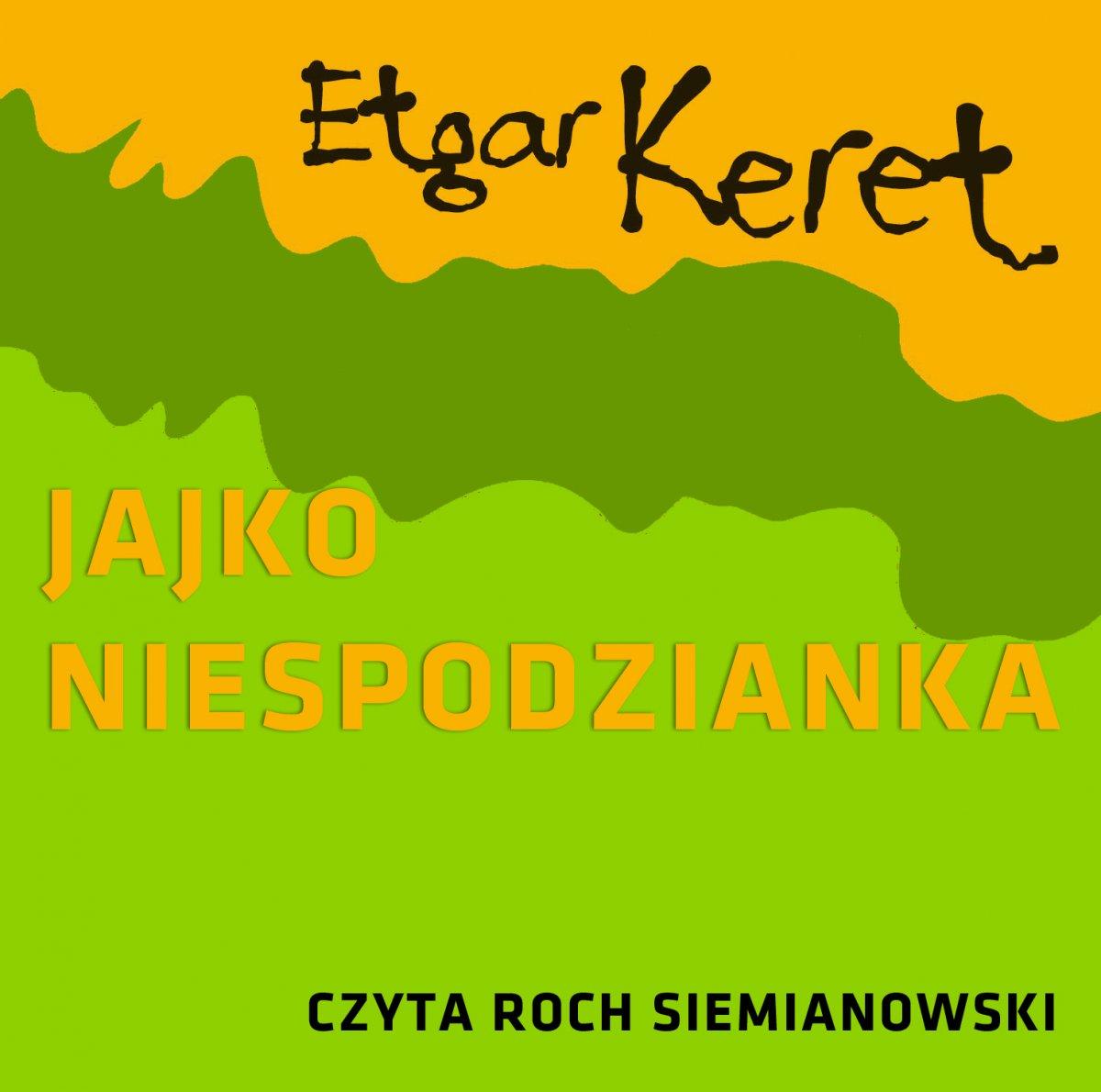 Jajko niespodzianka - Audiobook (Książka audio MP3) do pobrania w całości w archiwum ZIP