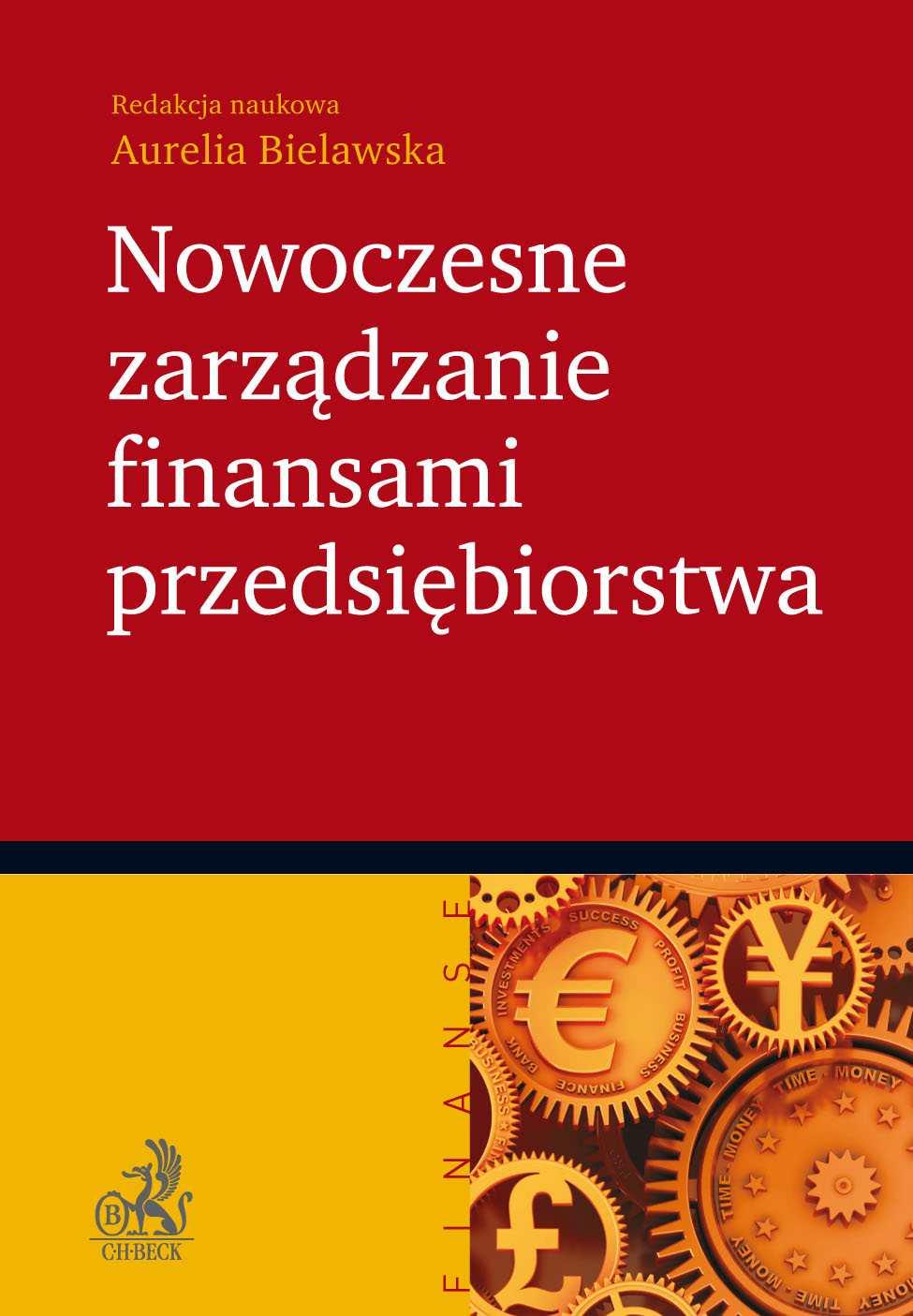 Nowoczesne zarządzanie finansami przedsiębiorstwa - Ebook (Książka PDF) do pobrania w formacie PDF