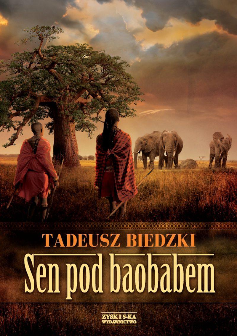 Sen pod baobabem - Ebook (Książka na Kindle) do pobrania w formacie MOBI