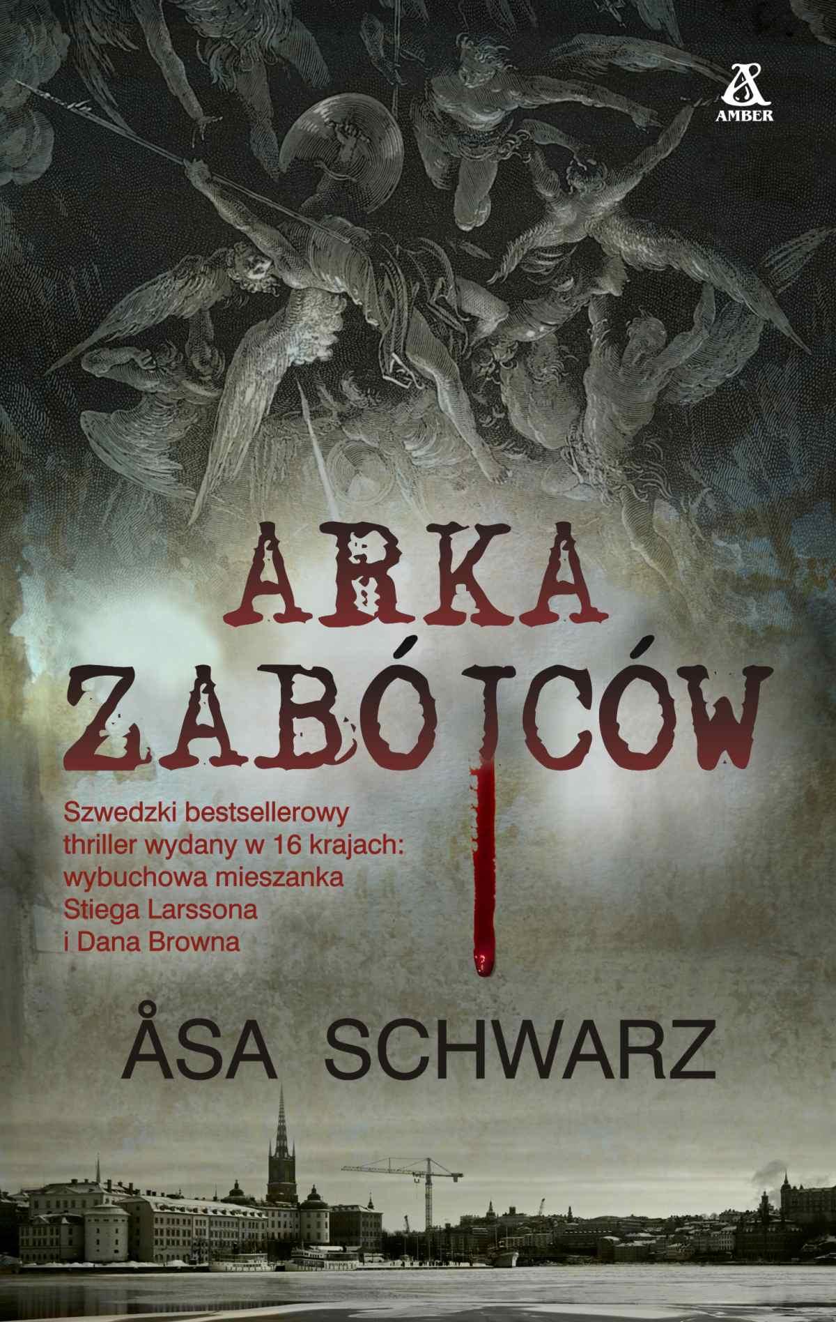 Arka zabójców - Ebook (Książka EPUB) do pobrania w formacie EPUB