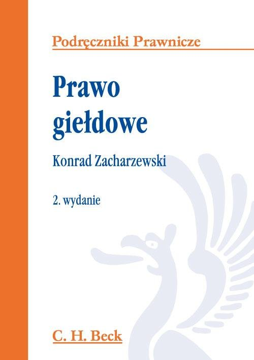 Prawo giełdowe - Ebook (Książka PDF) do pobrania w formacie PDF