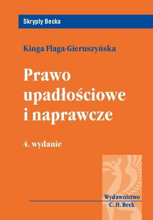 Prawo upadłościowe i naprawcze - Ebook (Książka PDF) do pobrania w formacie PDF