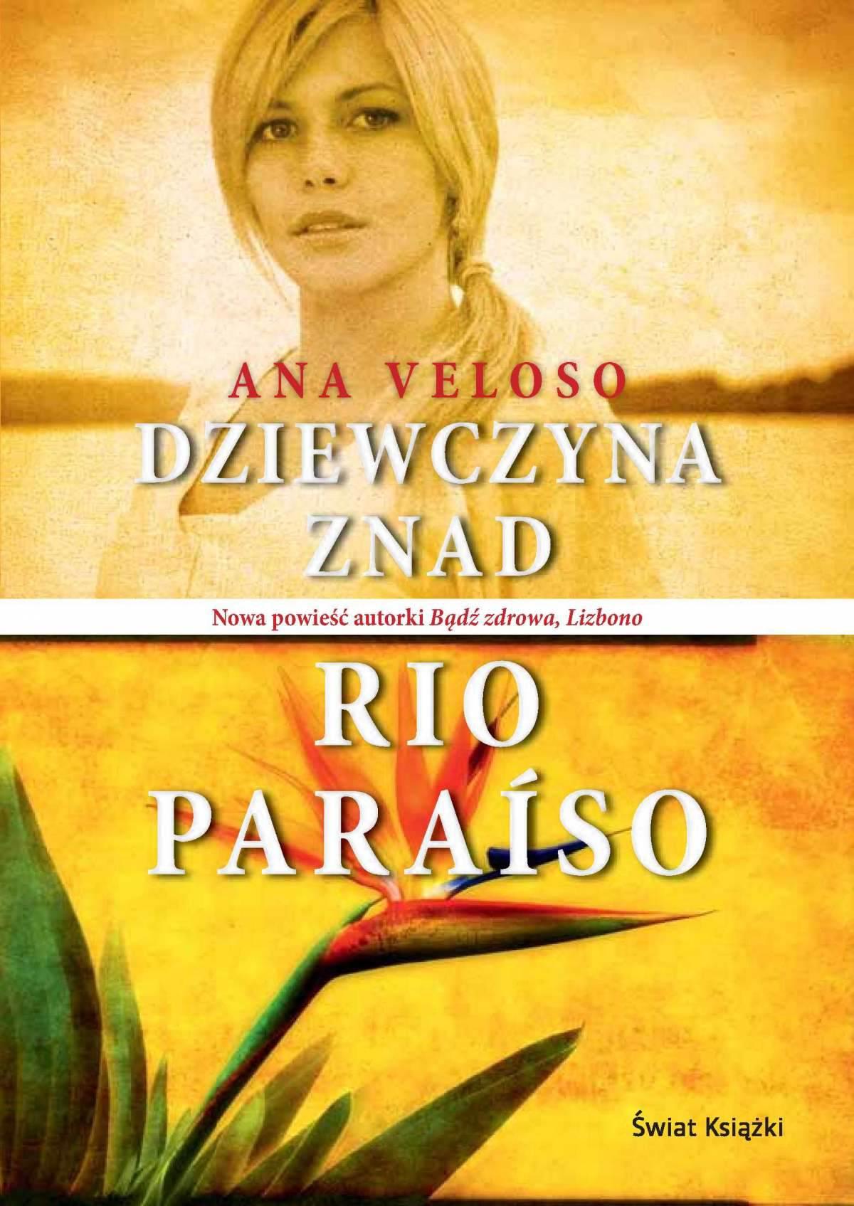 Dziewczyna znad Rio Paraiso - Ebook (Książka na Kindle) do pobrania w formacie MOBI