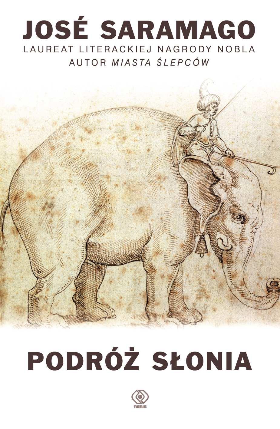 Podróż słonia - Ebook (Książka na Kindle) do pobrania w formacie MOBI