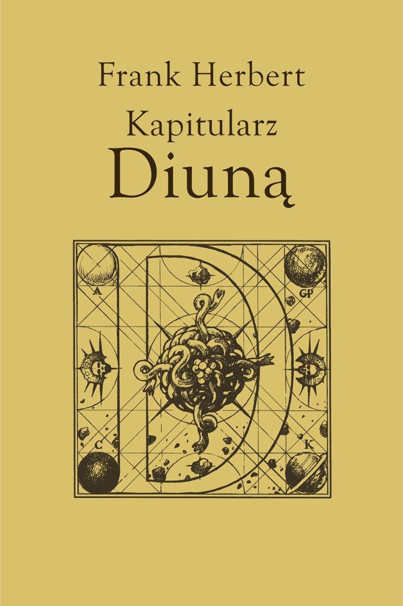 Kapitularz Diuną - Ebook (Książka EPUB) do pobrania w formacie EPUB