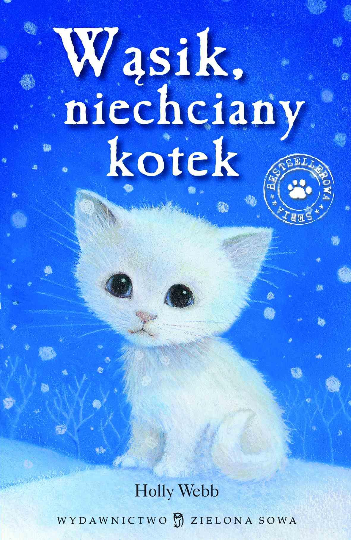 Wąsik, niechciany kotek - Ebook (Książka na Kindle) do pobrania w formacie MOBI