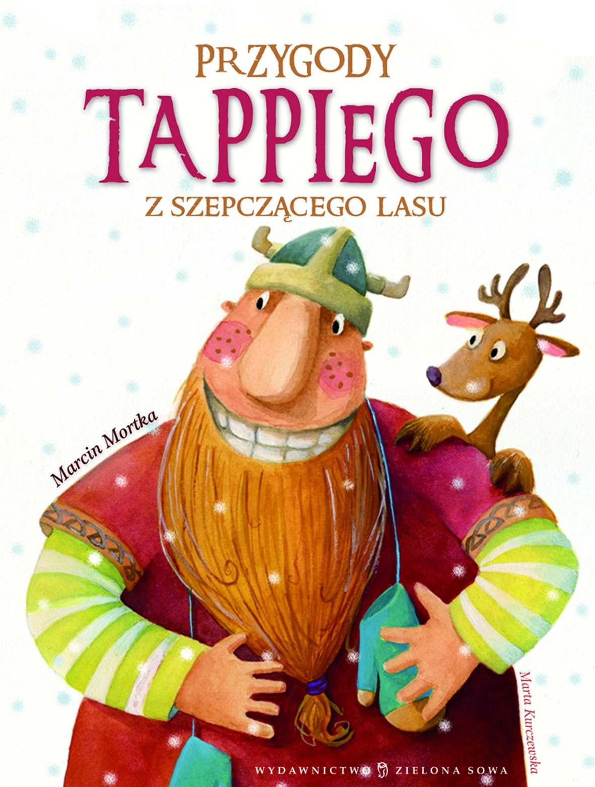 Przygody Tappiego z Szepczącego Lasu - Ebook (Książka EPUB) do pobrania w formacie EPUB