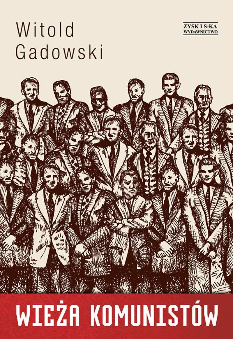 Wieża komunistów mk - Ebook (Książka EPUB) do pobrania w formacie EPUB