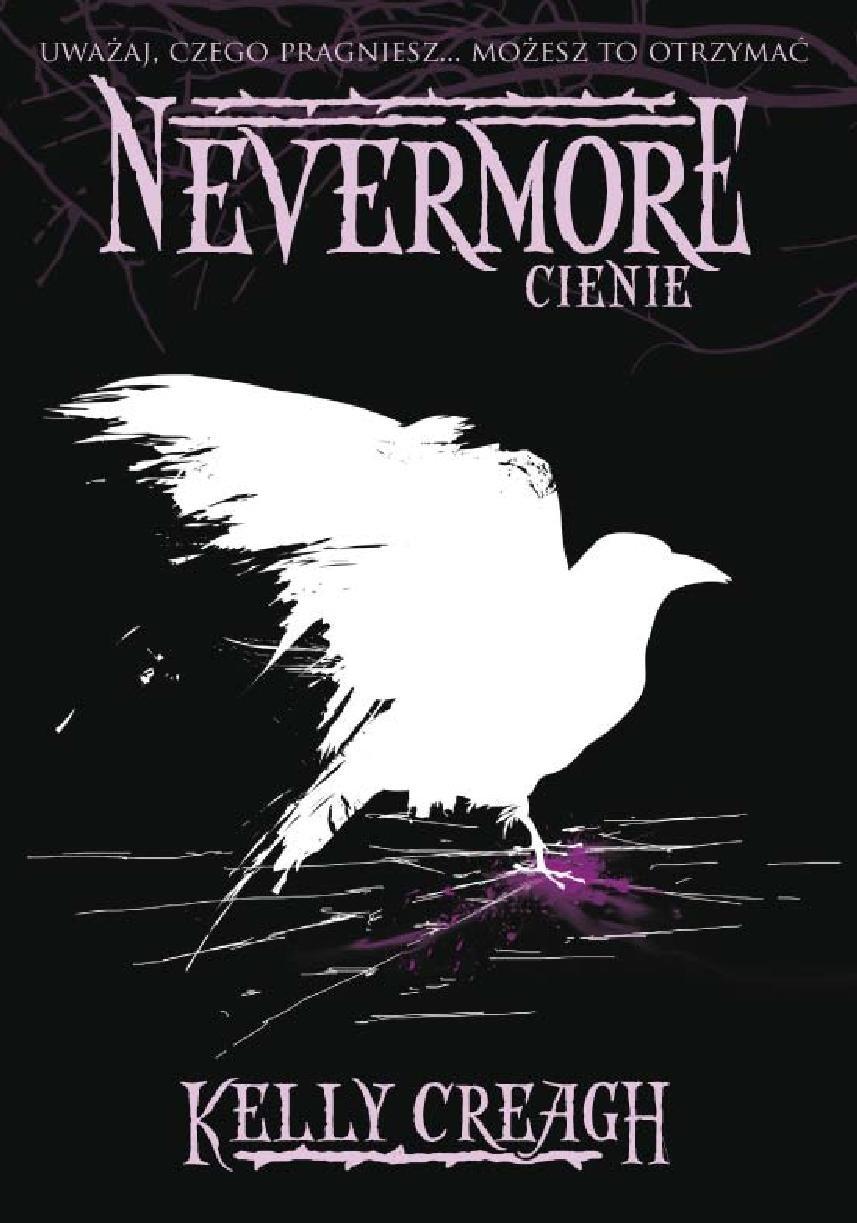 Nevermore-Cienie - Ebook (Książka EPUB) do pobrania w formacie EPUB