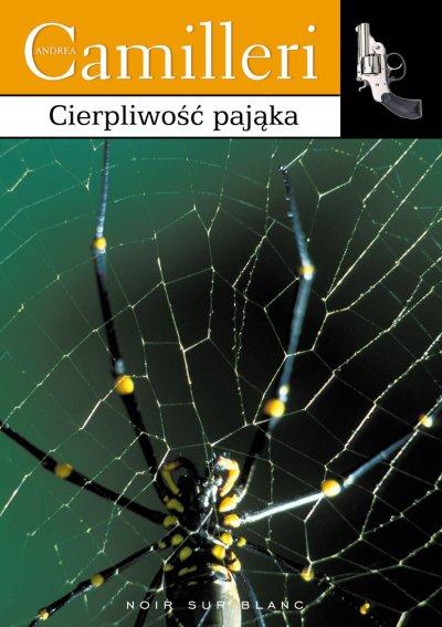 Cierpliwość pająka - Ebook (Książka EPUB) do pobrania w formacie EPUB