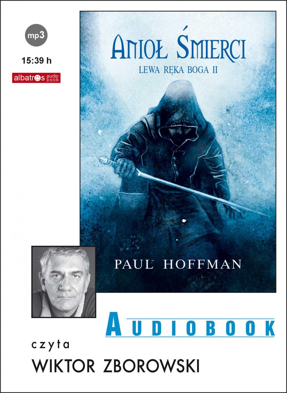 Lewa ręka Boga II: Anioł śmierci - Audiobook (Książka audio MP3) do pobrania w całości w archiwum ZIP