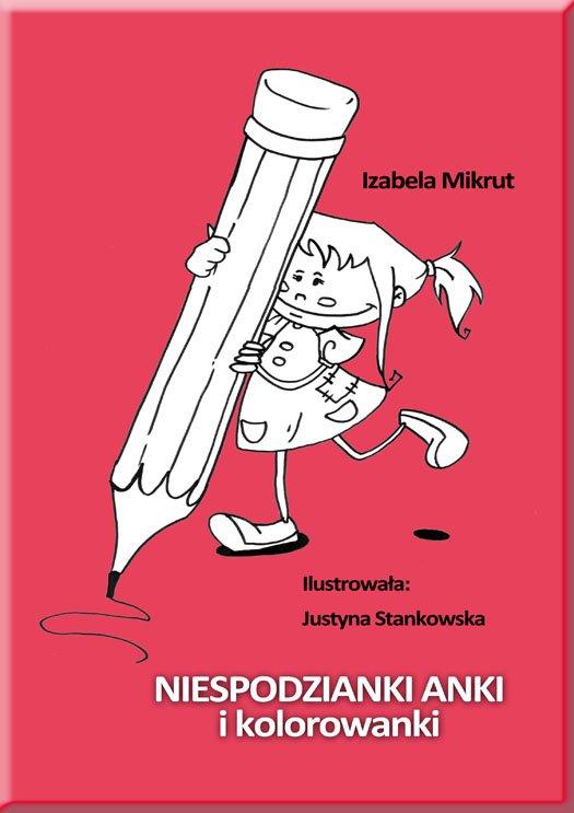 Niespodzianki Anki i kolorowanki - Ebook (Książka EPUB) do pobrania w formacie EPUB