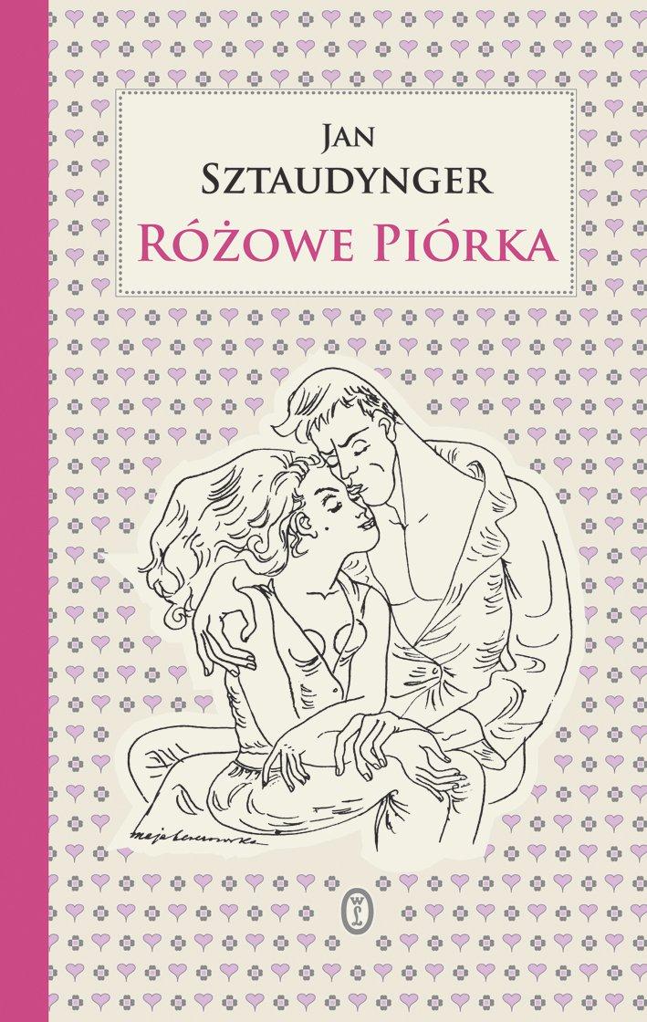 Różowe piórka - Ebook (Książka EPUB) do pobrania w formacie EPUB