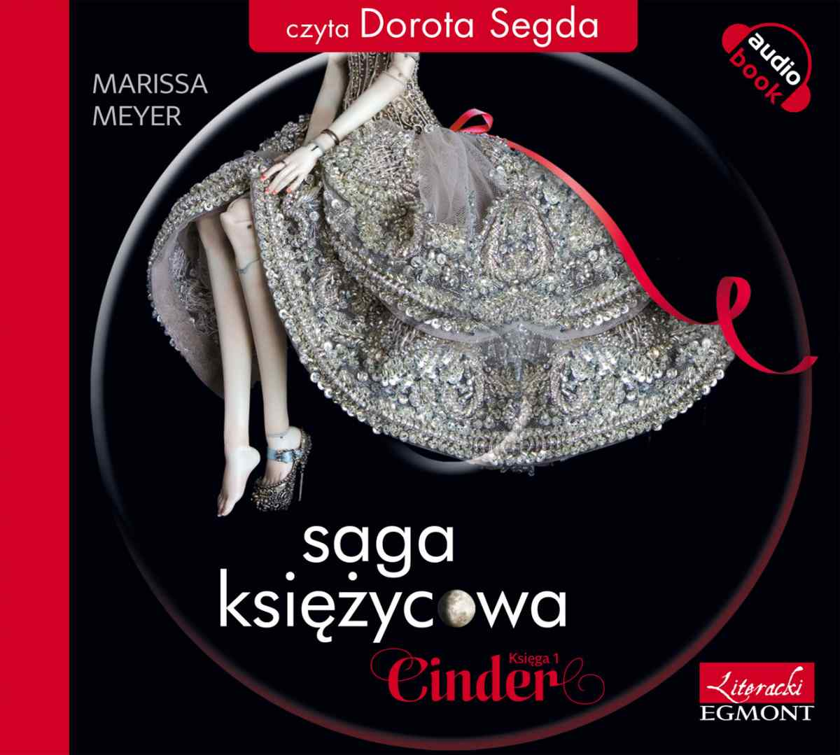 Saga księżycowa. Cinder - Audiobook (Książka audio MP3) do pobrania w całości w archiwum ZIP