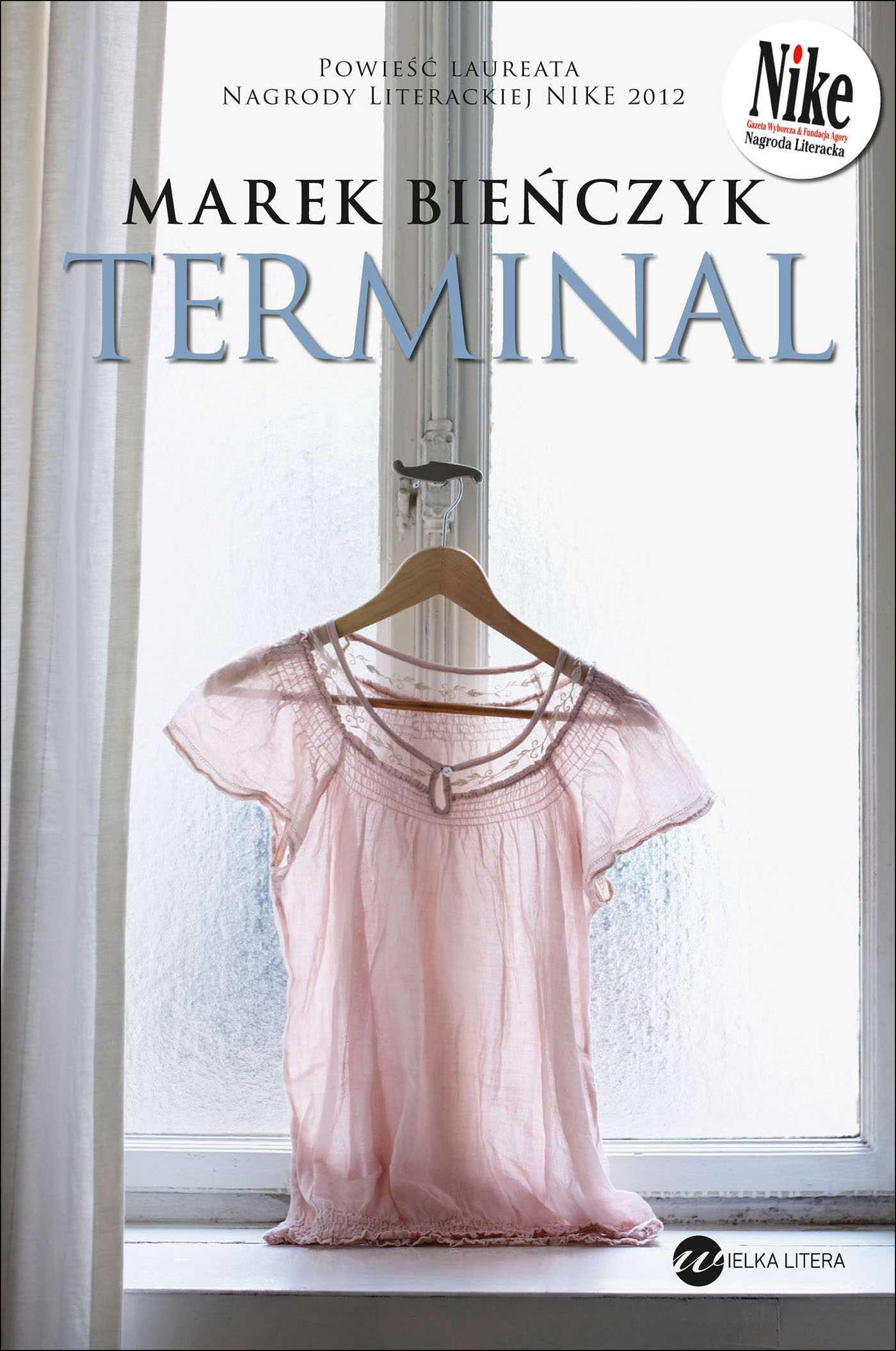 Terminal - Ebook (Książka EPUB) do pobrania w formacie EPUB