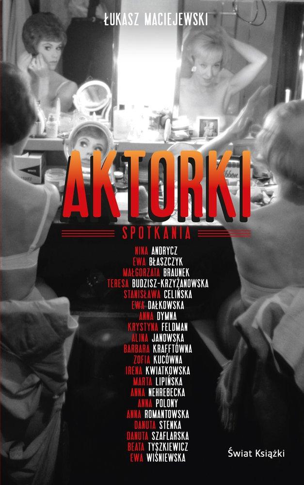 Aktorki - Ebook (Książka na Kindle) do pobrania w formacie MOBI
