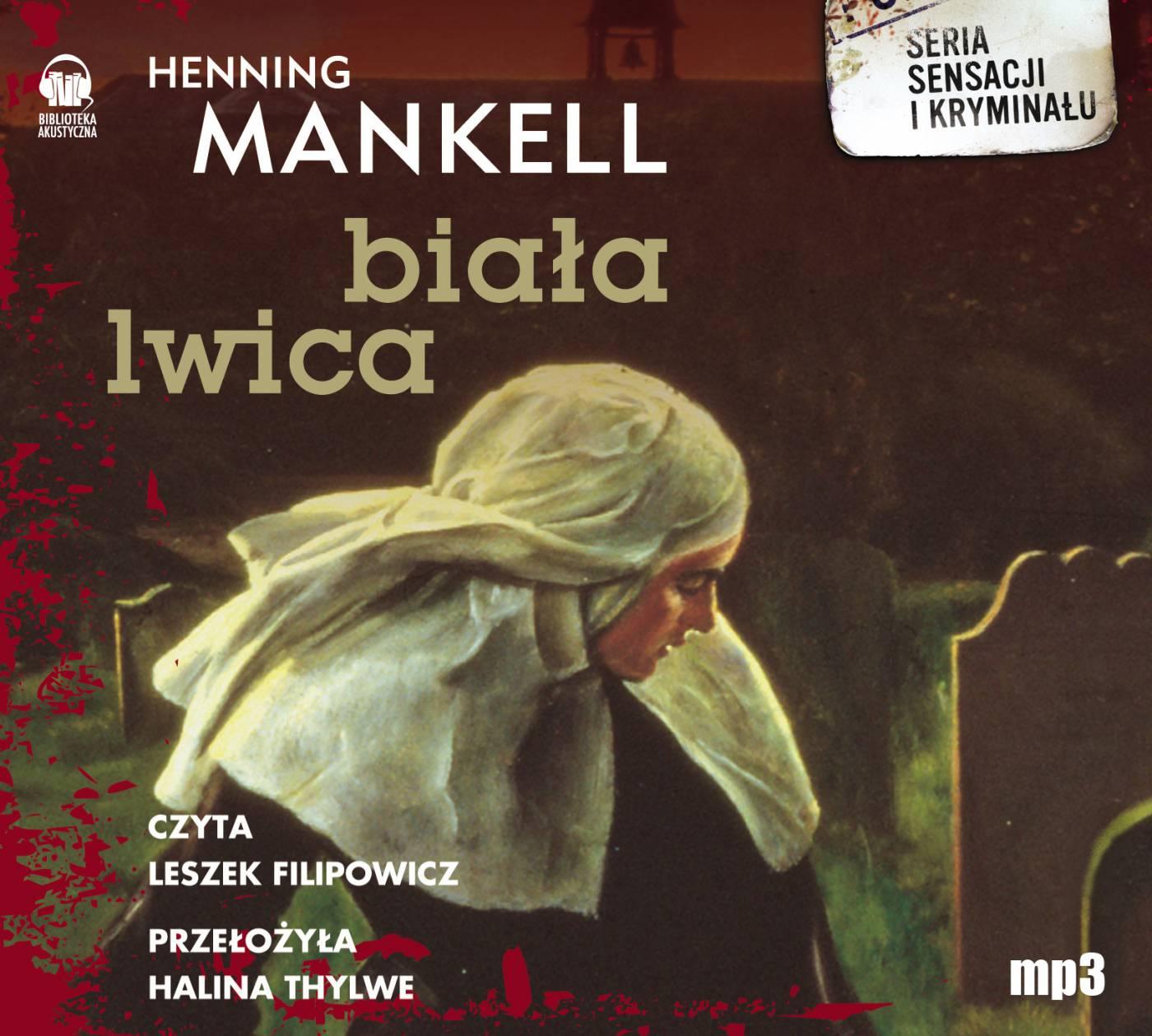 Biała lwica - Audiobook (Książka audio MP3) do pobrania w całości w archiwum ZIP