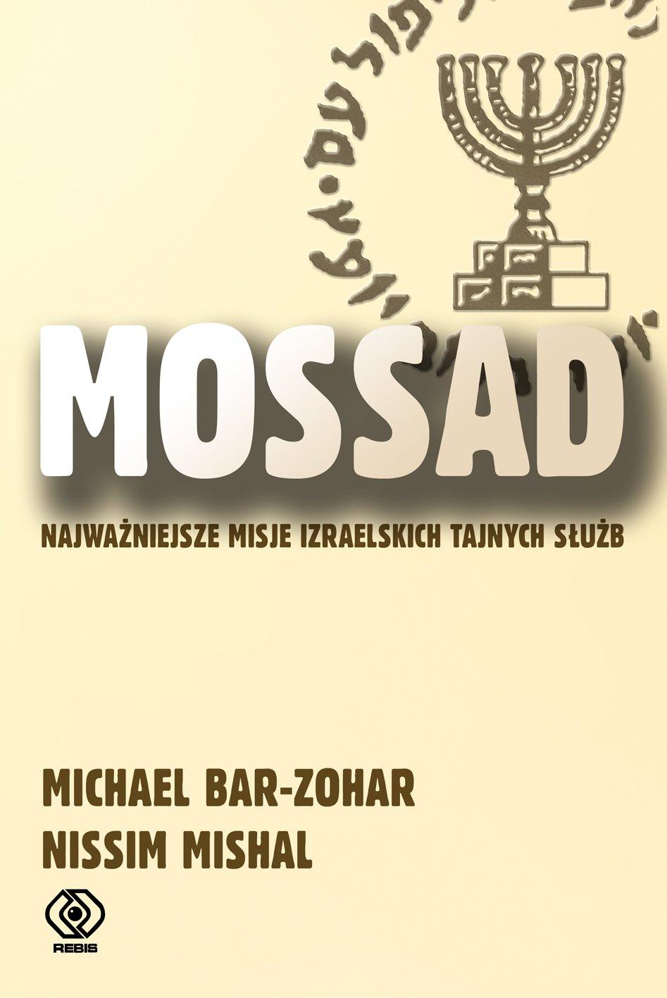 Mossad - Ebook (Książka na Kindle) do pobrania w formacie MOBI