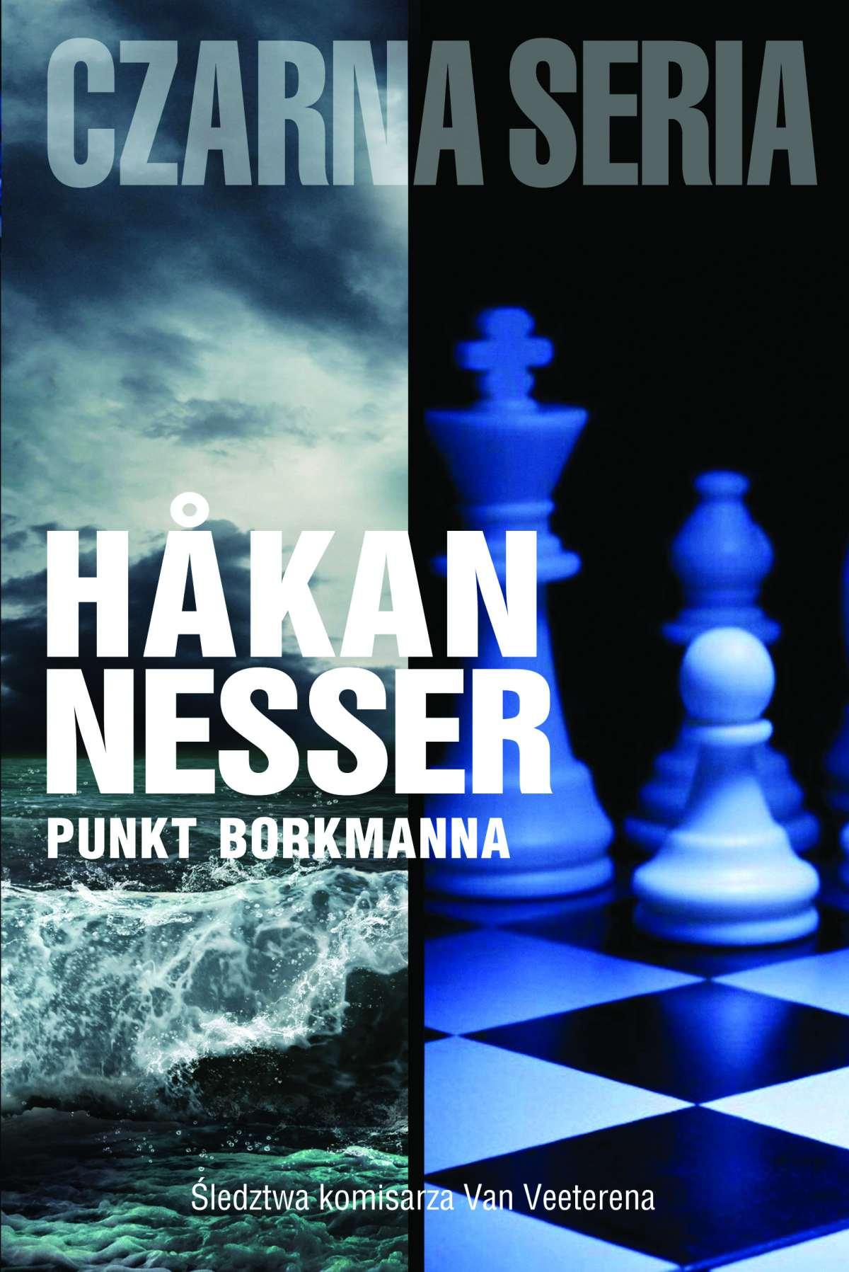 Punkt Borkmanna - Ebook (Książka EPUB) do pobrania w formacie EPUB