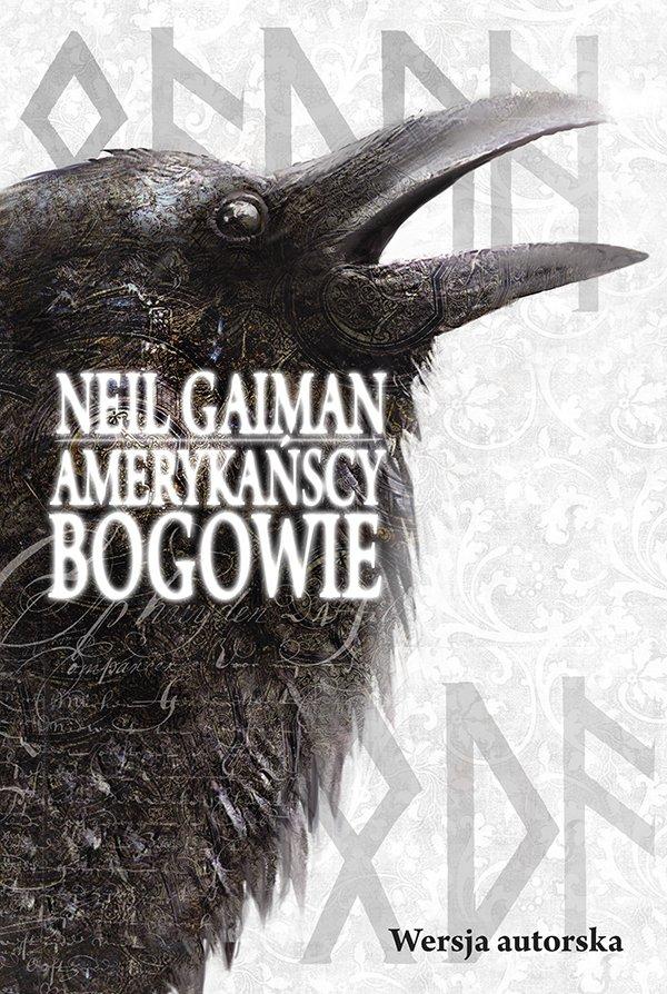 Amerykańscy bogowie. Wersja autorska - Ebook (Książka na Kindle) do pobrania w formacie MOBI