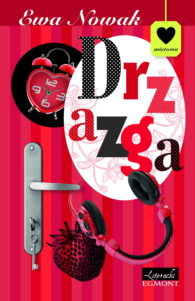 Drzazga. Seria Miętowa - Ebook (Książka na Kindle) do pobrania w formacie MOBI