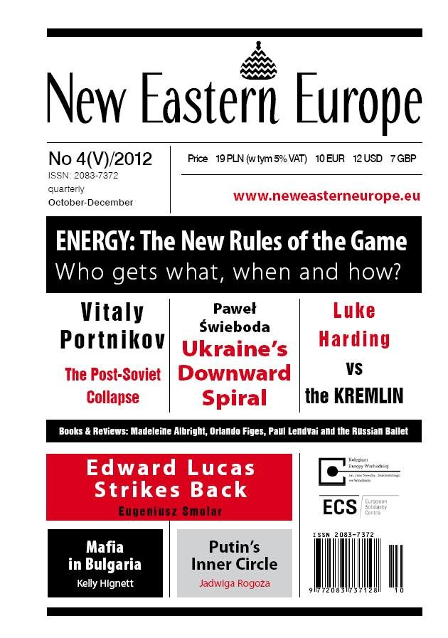 New Eastern Europe - Ebook (Książka EPUB) do pobrania w formacie EPUB