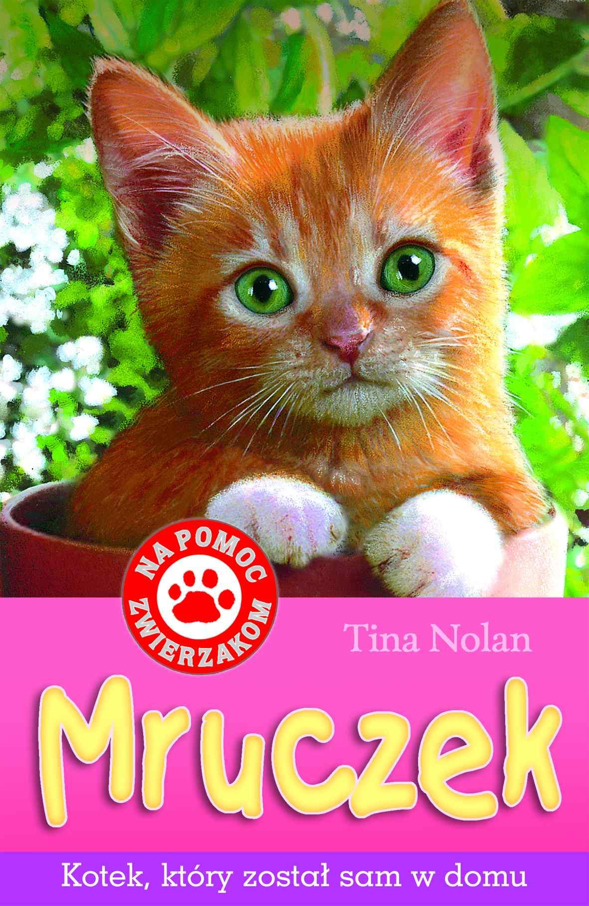 Mruczek - kotek, który został sam w domu - Ebook (Książka EPUB) do pobrania w formacie EPUB