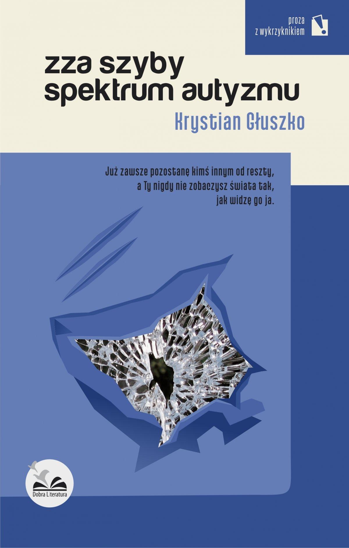 Zza szyby spektrum autyzmu - Ebook (Książka EPUB) do pobrania w formacie EPUB