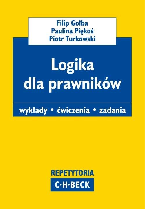 Logika dla prawników Wykłady. Ćwiczenia. Zadania - Ebook (Książka PDF) do pobrania w formacie PDF
