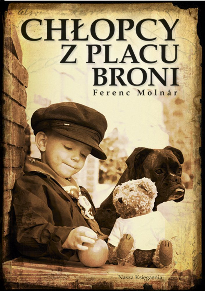 Chłopcy z Placu Broni - Ebook (Książka na Kindle) do pobrania w formacie MOBI