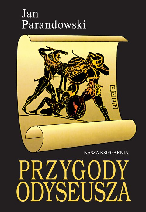 Przygody Odyseusza - Ebook (Książka na Kindle) do pobrania w formacie MOBI