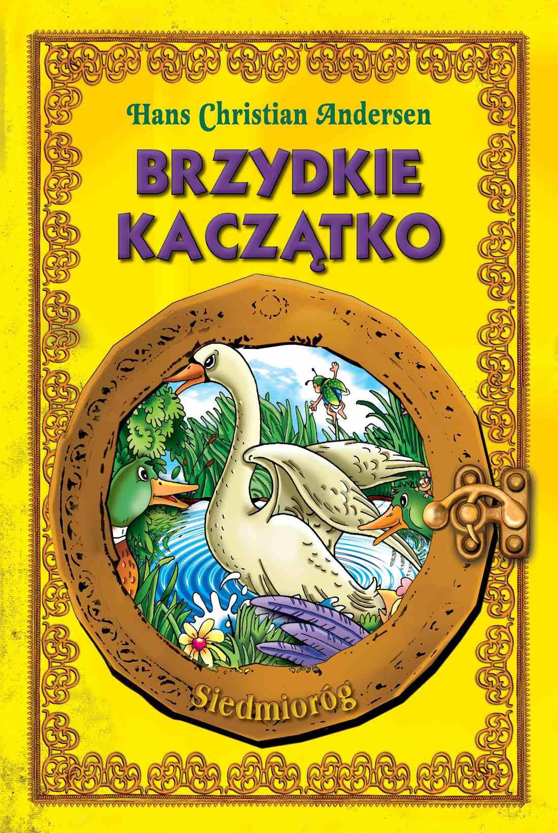 Brzydkie kaczątko - Ebook (Książka EPUB) do pobrania w formacie EPUB