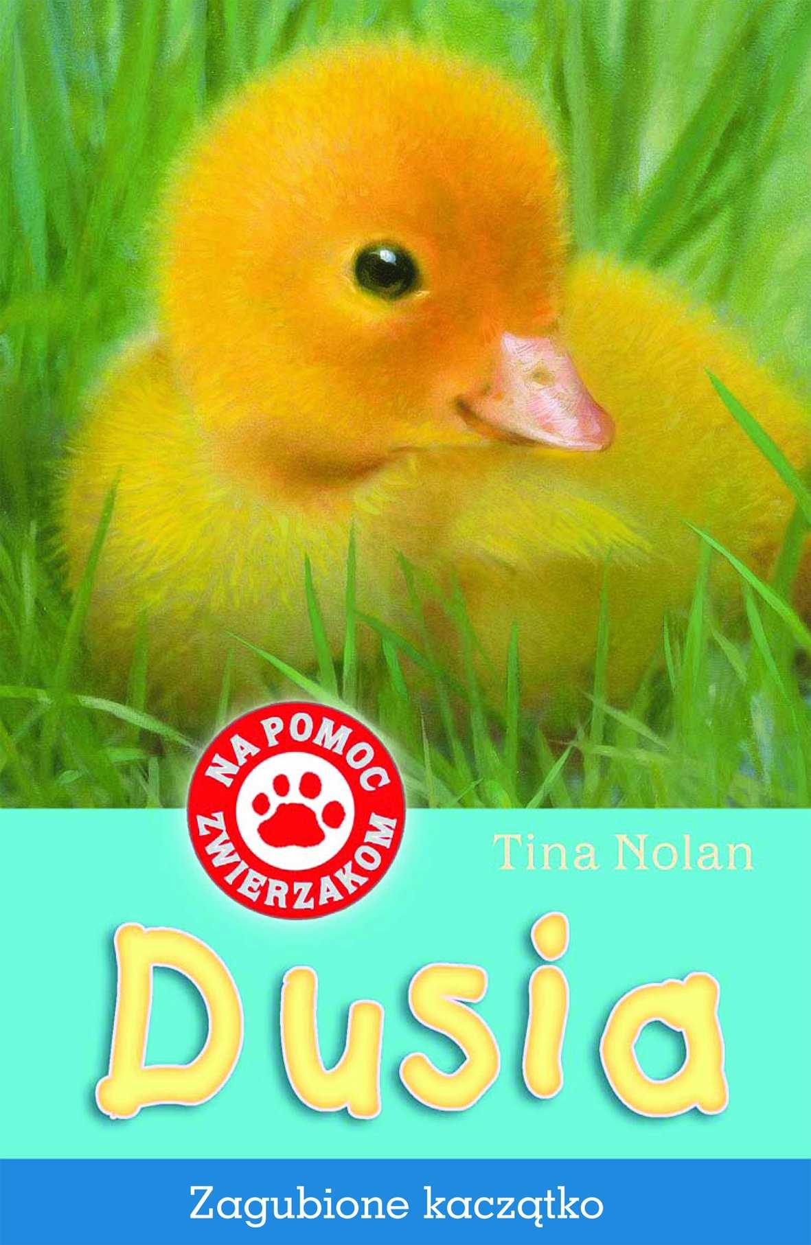 Dusia - zagubione kaczątko - Ebook (Książka EPUB) do pobrania w formacie EPUB