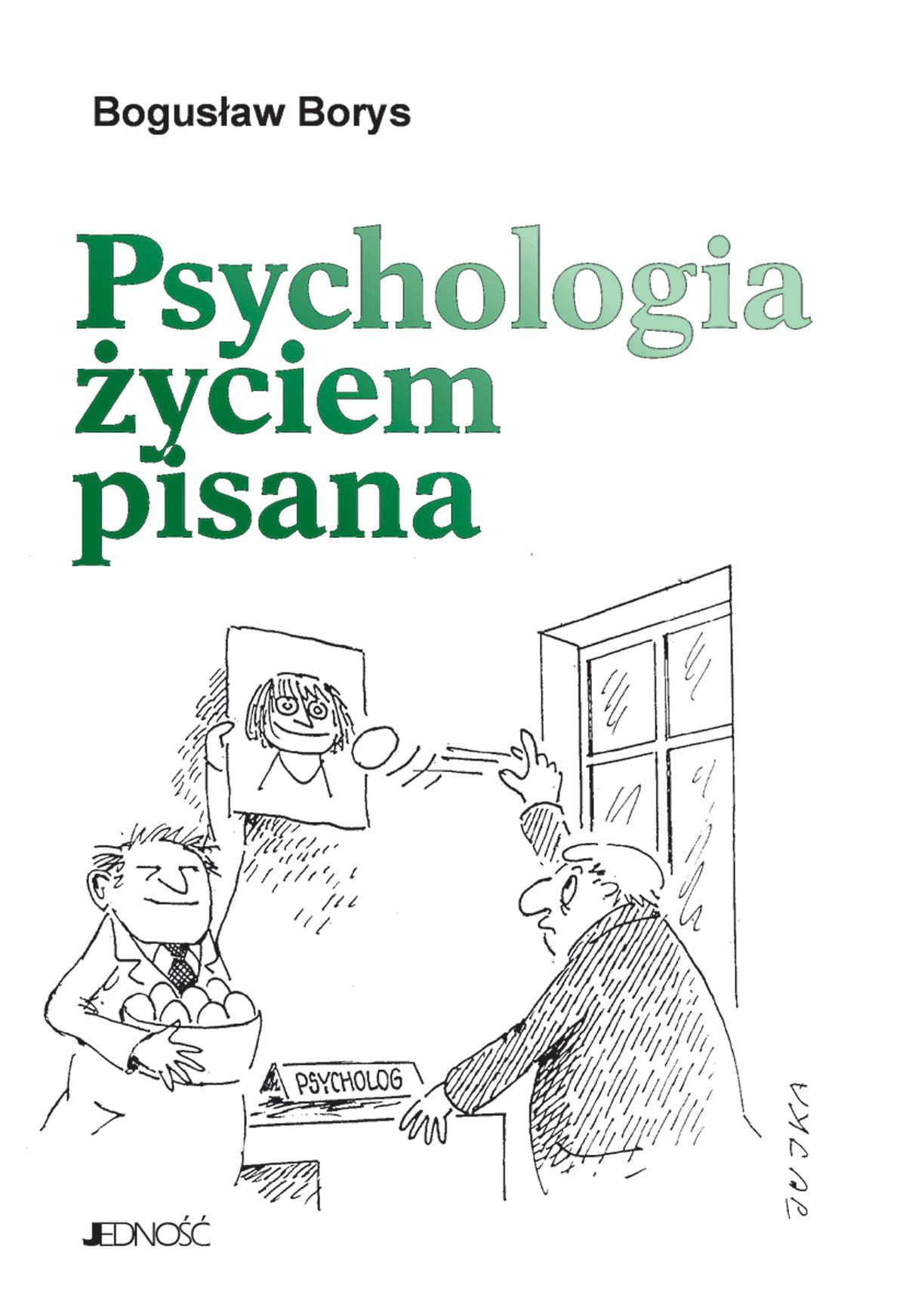 Psychologia życiem pisana - Ebook (Książka na Kindle) do pobrania w formacie MOBI