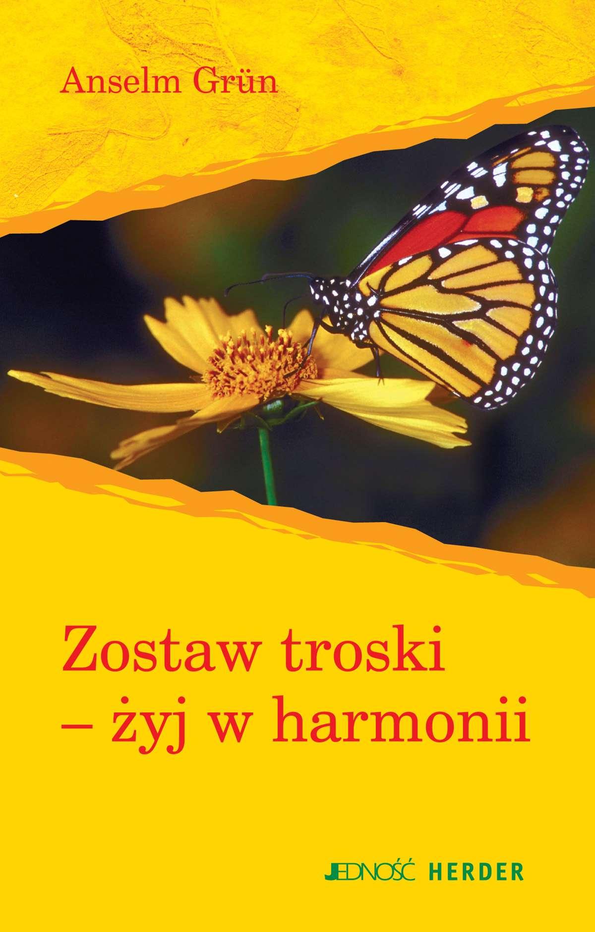 Zostaw troski-żyj w harmonii - Ebook (Książka na Kindle) do pobrania w formacie MOBI