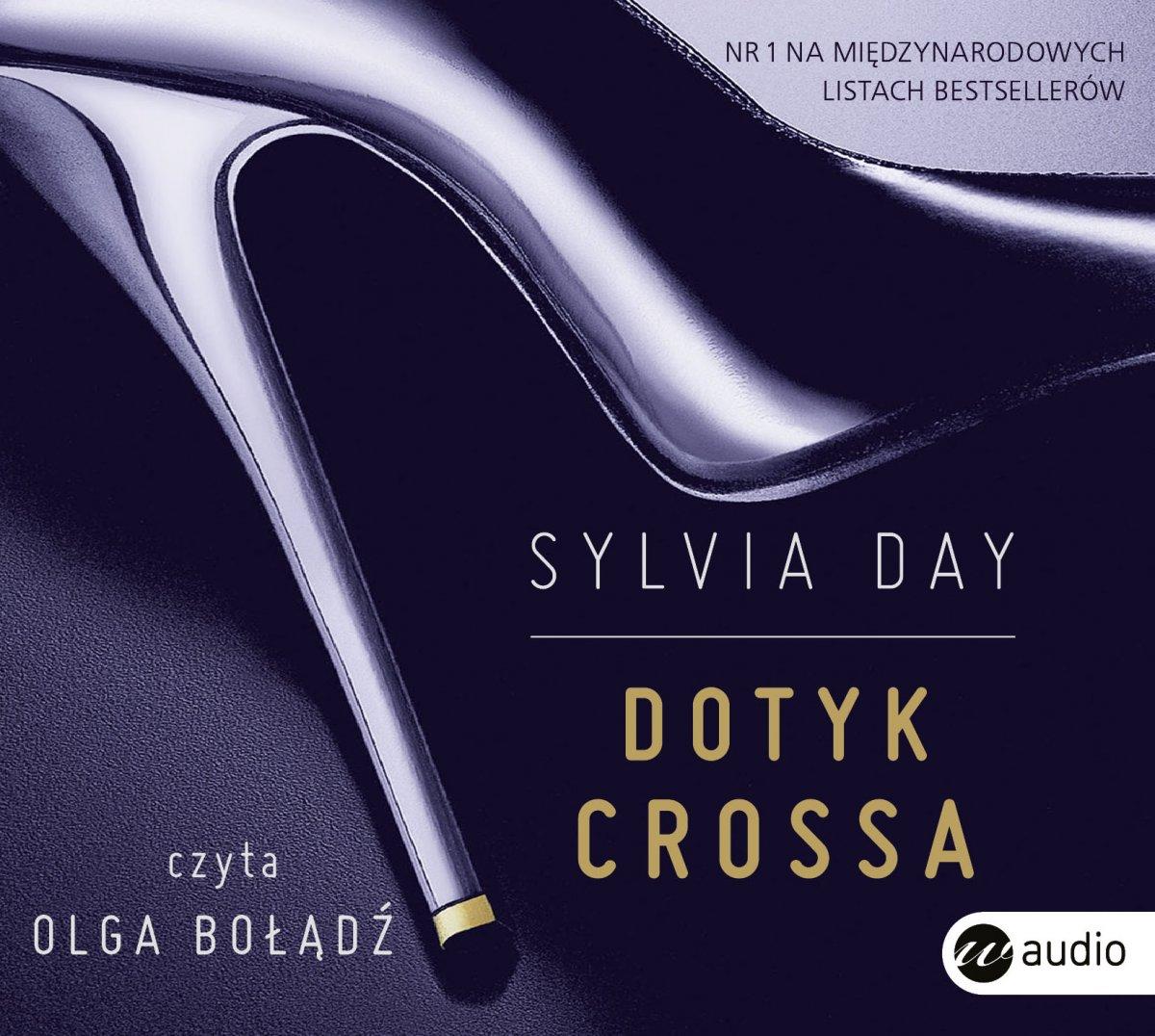 Dotyk Crossa - Audiobook (Książka audio MP3) do pobrania w całości w archiwum ZIP