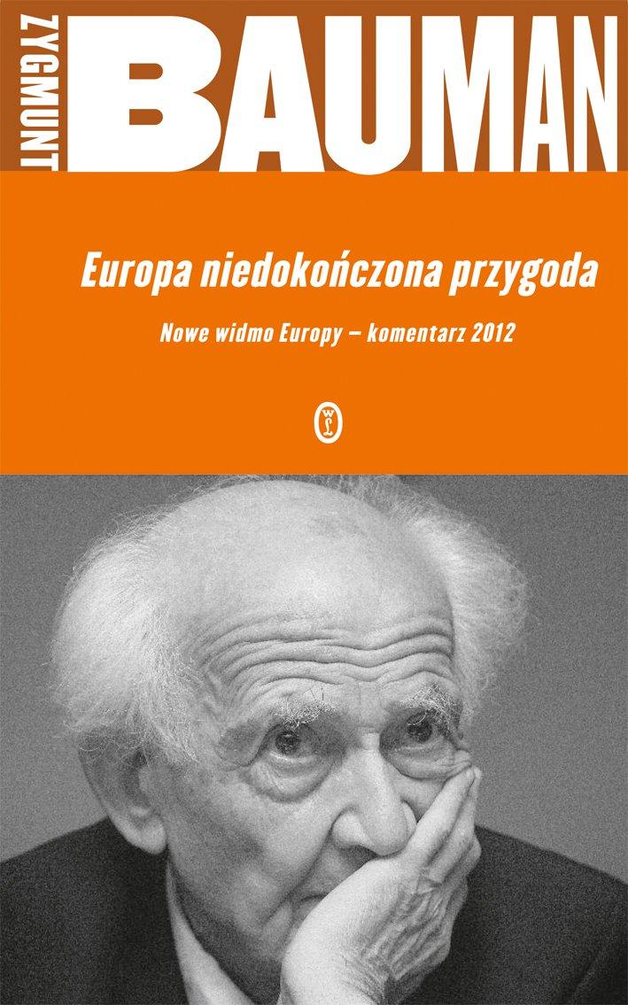Europa - niedokończona przygoda - Ebook (Książka na Kindle) do pobrania w formacie MOBI