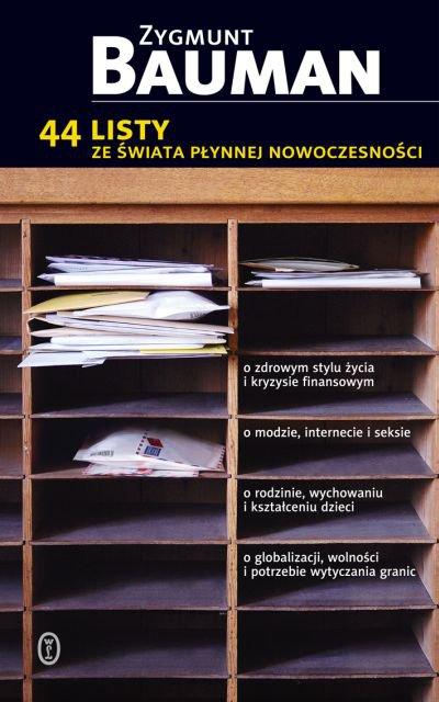 44 listy ze świata płynnej rzeczywistości - Ebook (Książka EPUB) do pobrania w formacie EPUB