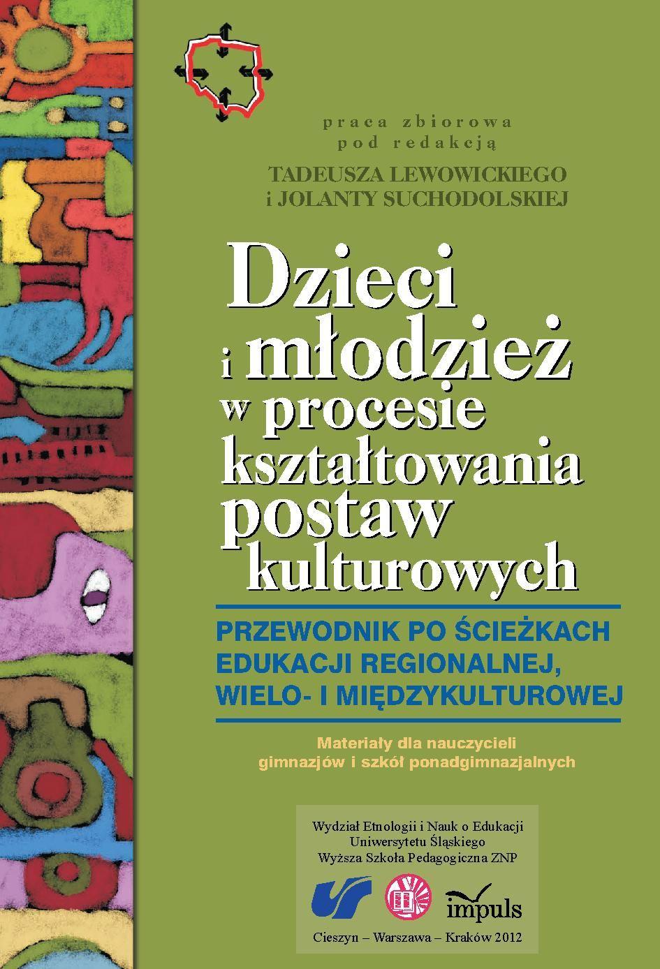 Dzieci i młodzież w procesie kształtowania postaw kulturowych - Ebook (Książka PDF) do pobrania w formacie PDF