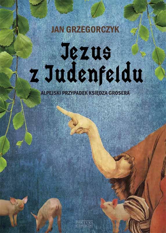 Jezus z Judenfeldu mk - Ebook (Książka na Kindle) do pobrania w formacie MOBI