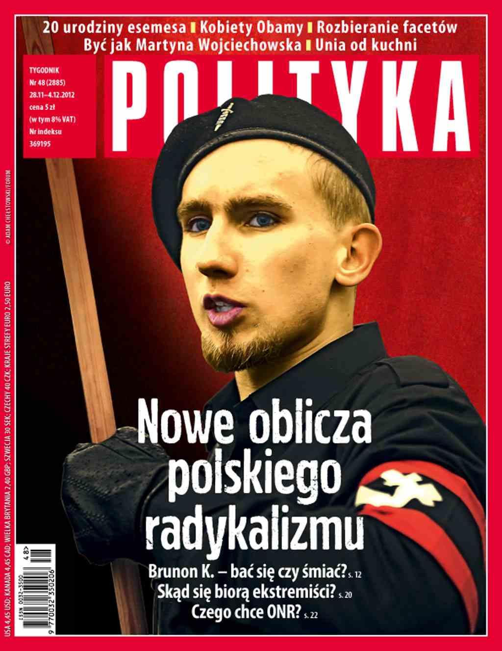 Polityka nr 48/2012 - Ebook (Książka PDF) do pobrania w formacie PDF