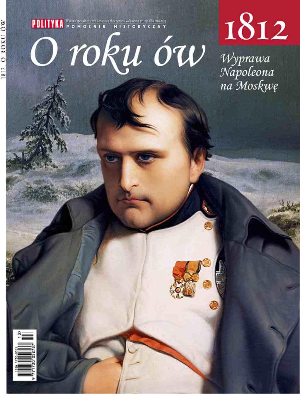 Pomocnik Historyczny: Wyprawa Napoleona na Moskwę - Ebook (Książka PDF) do pobrania w formacie PDF