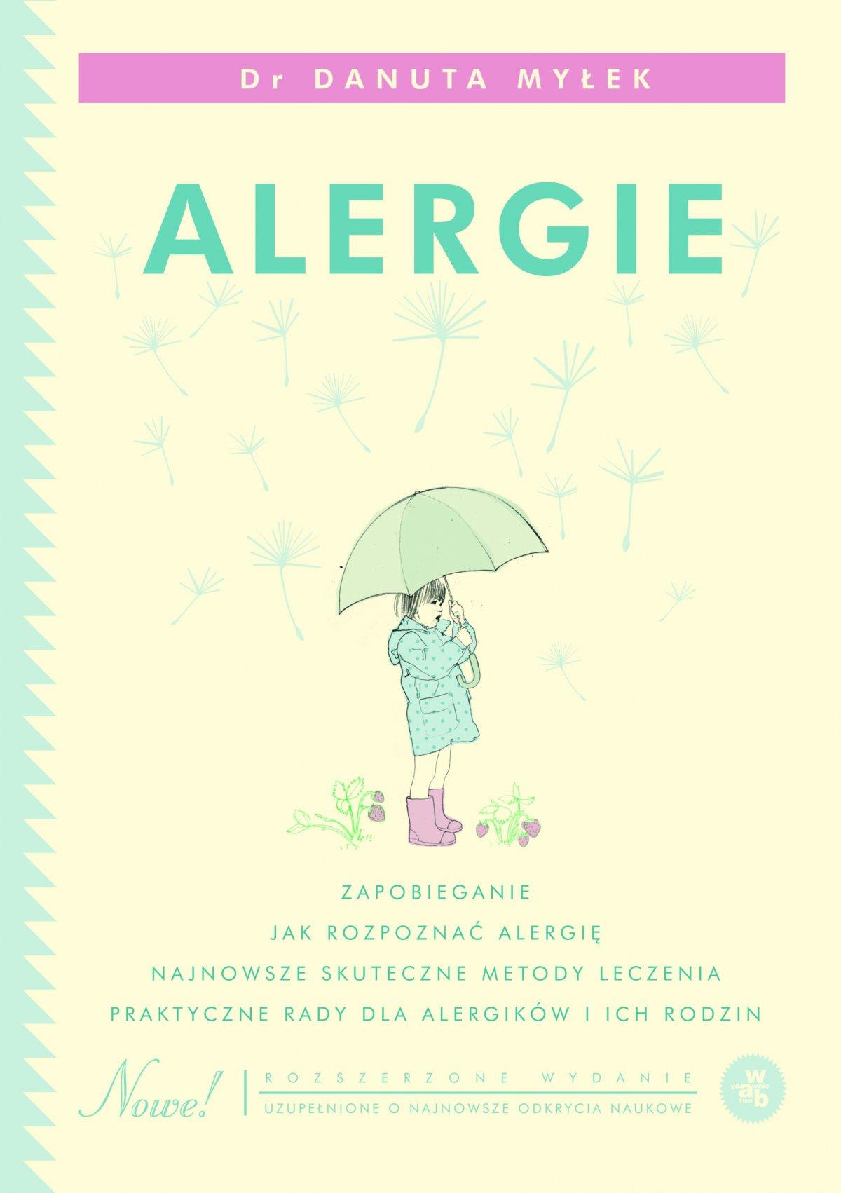 Alergie - Ebook (Książka na Kindle) do pobrania w formacie MOBI