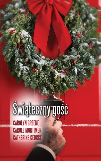 Świąteczny gość - Ebook (Książka na Kindle) do pobrania w formacie MOBI