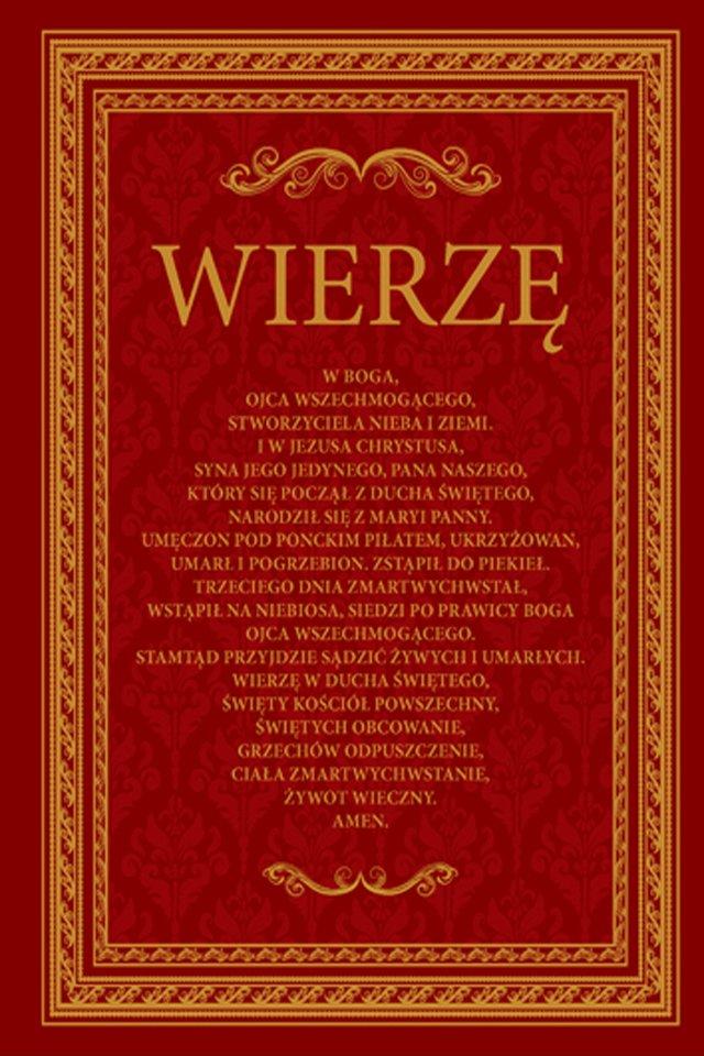 Wierzę. Komentarz do Credo. Wydanie specjalne w Roku Wiary - Ebook (Książka EPUB) do pobrania w formacie EPUB