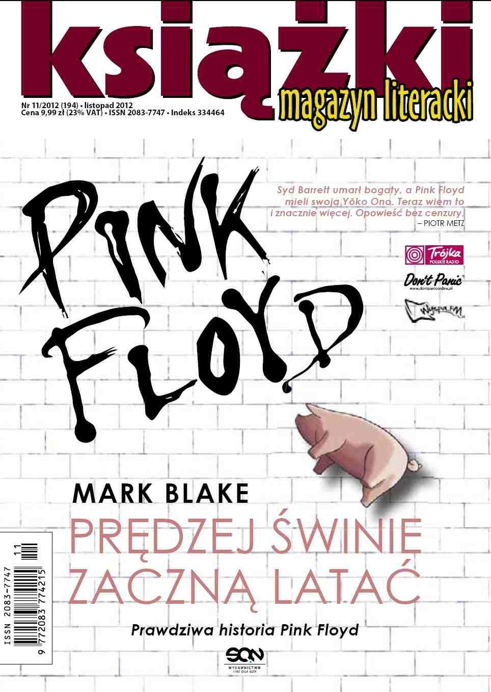 Magazyn Literacki KSIĄŻKI - nr 11/2012 (194) - Ebook (Książka PDF) do pobrania w formacie PDF