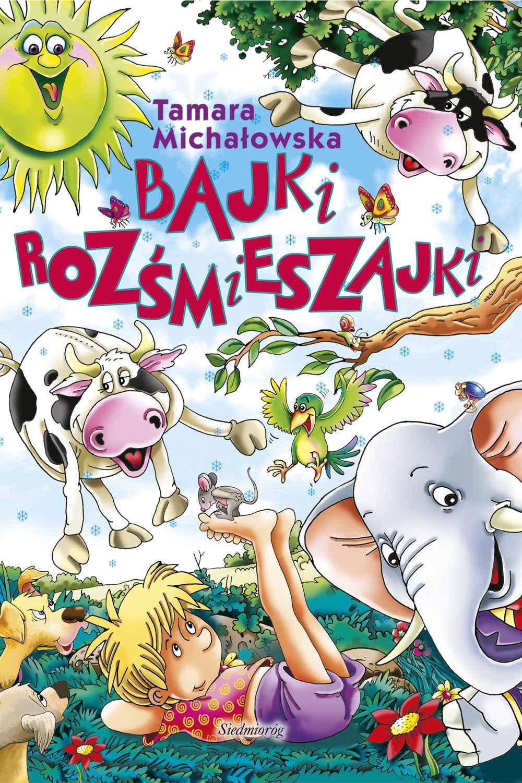 Bajki rozśmieszajki - Ebook (Książka EPUB) do pobrania w formacie EPUB