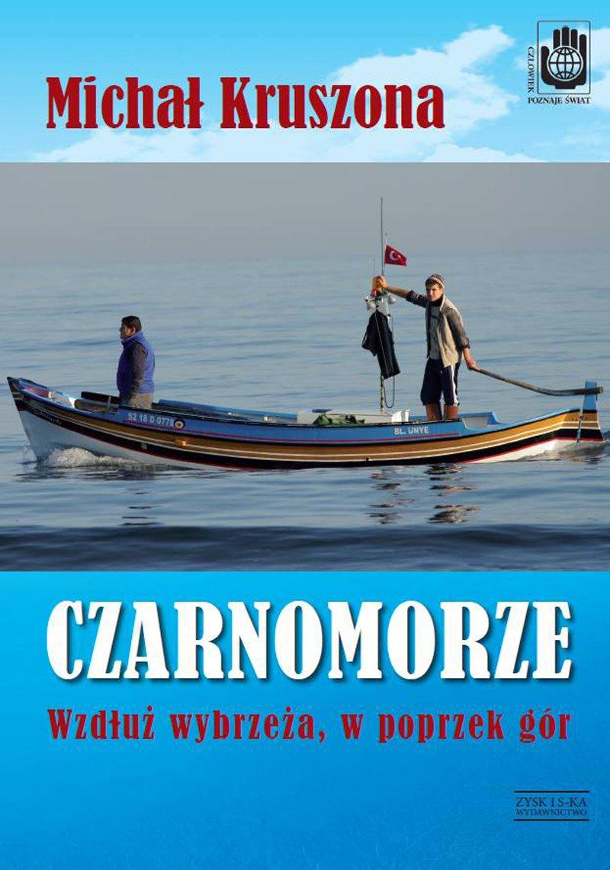 Czarnomorze - Ebook (Książka na Kindle) do pobrania w formacie MOBI