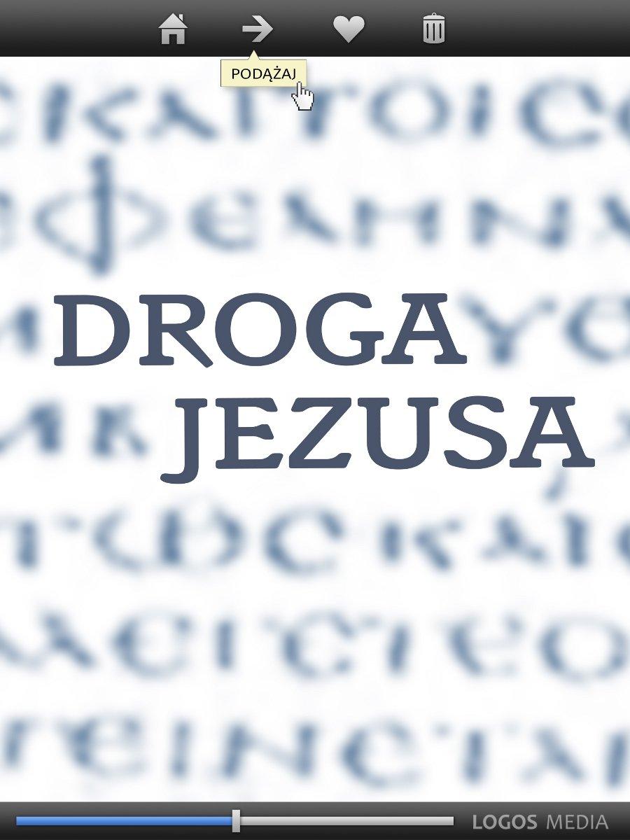Droga Jezusa. Ewangelia według Łukasza, przekład dynamiczny - Ebook (Książka EPUB) do pobrania w formacie EPUB